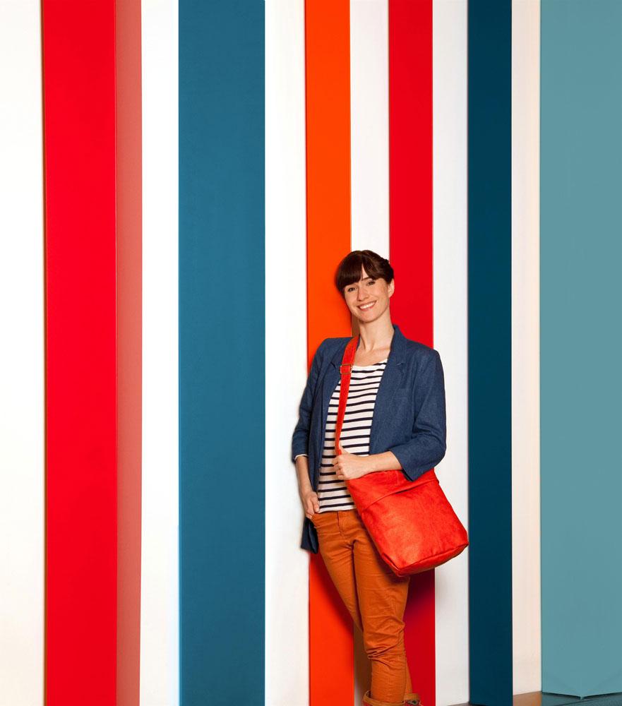 32ba3a00f82d3 Frühlingsfarben bei den Mademoiselle Taschen von ZWEI Bags ...
