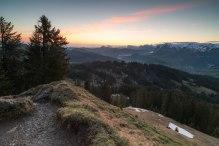 Kurz vor Sonnenaufgang. Zeiss 21mm 2.8 und Ray Masters GND 0.9 SOFT