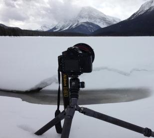 Harter Einsatz in den Kanadischen Rockies