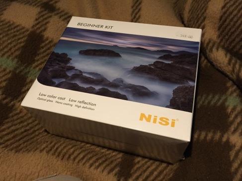 Verpackung Nisi V5 Beginner-Kit