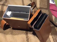 Die beiden mitgelieferten Filterboxen